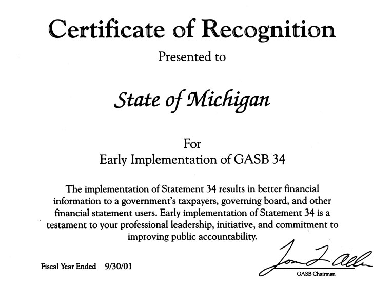 Letter From GASB - April 29, 2002