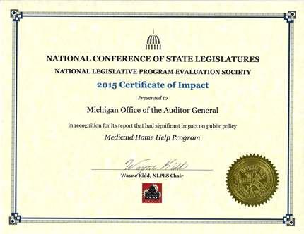 2015-certificate-of-impact-medicaid-home-help-program